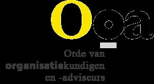 Logo - Orde van Organisatiekundigen en -adviseurs - Praktijk Intervisie